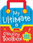 My Ultimate Colouring Toolbox (Paperback) - Bee's Emporium