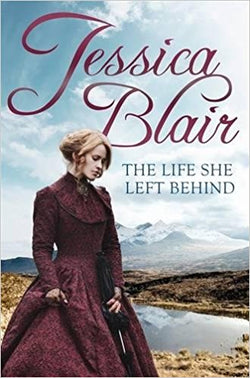 The Life She Left Behind [Hardcover] [Apr 06, 2017] Blair, Jessica - Bee's Emporium