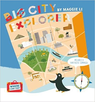 Where Can I Go? Big City Explorer: Amazing World City Maps and Facts - Bee's Emporium