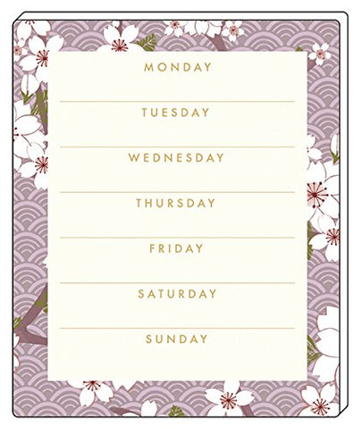 The Art File Weekly Planner - Origami