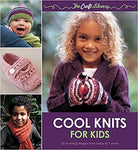 The Craft Library: Cool Knits for Kids [Nov 01, 2011] Gunn, Kate and Macdonald, Robyn - Bee's Emporium
