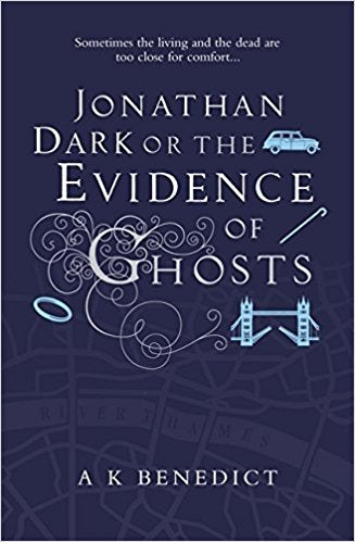 Jonathan Dark or The Evidence Of Ghosts (Paperback) - Bee's Emporium
