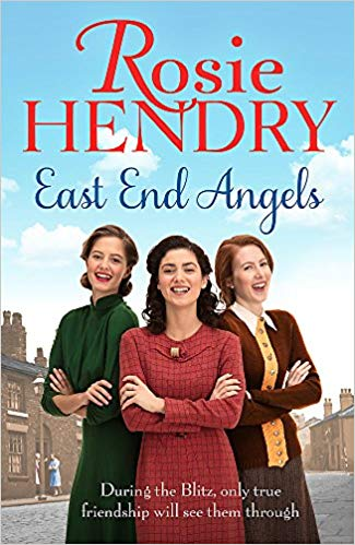 East End Angels (Hardcover) - Bee's Emporium