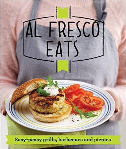 Al Fresco Eats: Easy-peasy grills, barbecues and picnics (Good Housekeeping) [Paperback] [Jul 18, 2013] Good Housekeeping Institute - Bee's Emporium