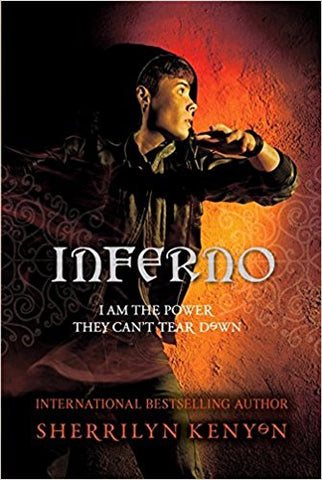 Inferno: Number 4 in series (Chronicles of Nick) [Apr 09, 2013] Kenyon, Sherrilyn - Bee's Emporium