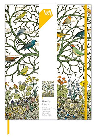Grande Journals - Birds of Many Climes - Bee's Emporium