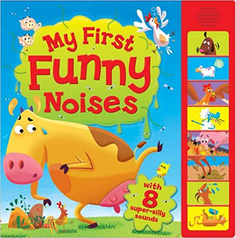 My Funny First Noises (Super Sounds) - Bee's Emporium