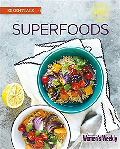 Superfoods (The Australian Women's Weekly: New Essentials) [Paperback] [Jun 01, 2015] - Bee's Emporium