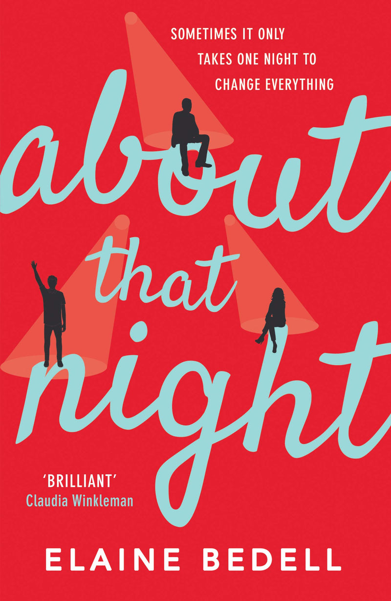 About That Night by Elaine Bedell (Paperback) - Bee's Emporium
