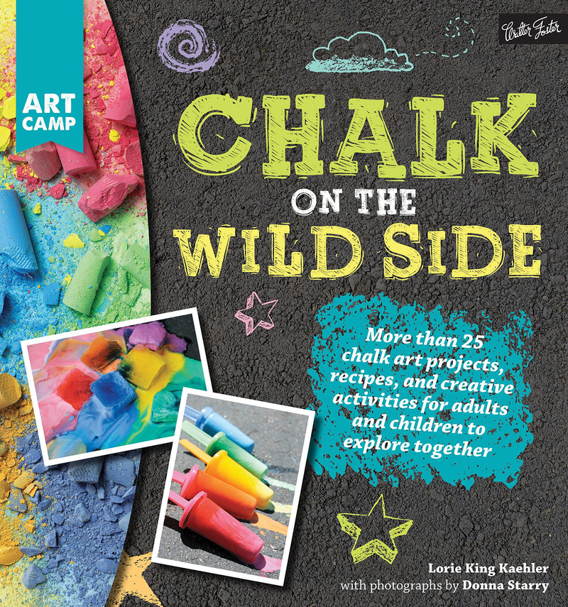 Chalk on the Wild Side (Paperback) - Bee's Emporium