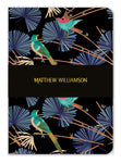 Matthew Williamson Asian Bamboo A5 Luxury Notebook - Bee's Emporium
