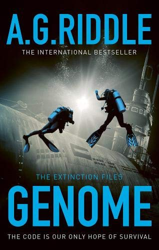 Genome (The Extinction Files) by A.G. Riddle (Paperback)