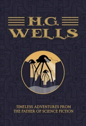 H.G. Wells: The Collection (Paperback) - Bee's Emporium