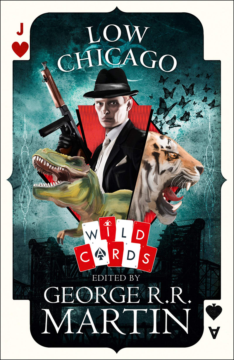 Low Chicago (Wild Cards) (Hardcover) - Bee's Emporium