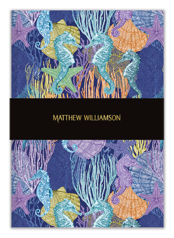 Matthew Williamson Mamara Deluxe Notebook - Bee's Emporium