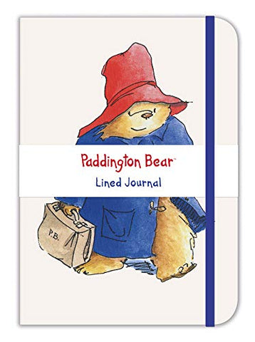 Paddington Bear Lined Journal