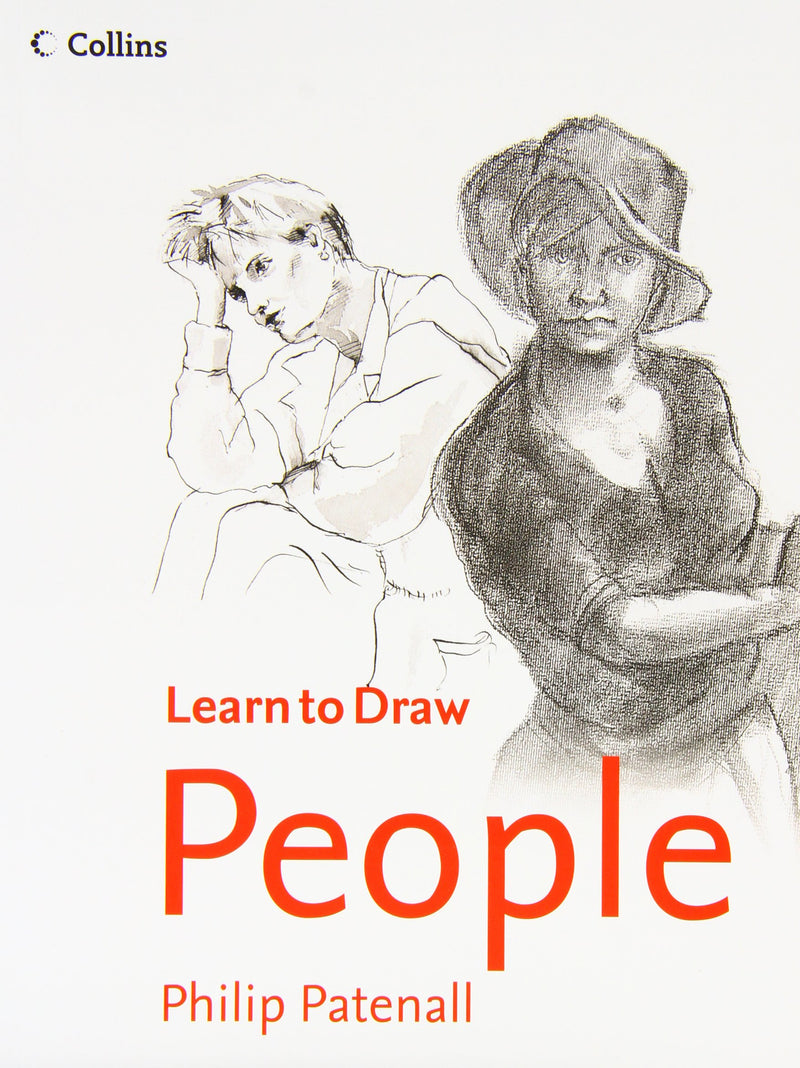 People (Collins Learn to Draw) (Paperback) - Bee's Emporium