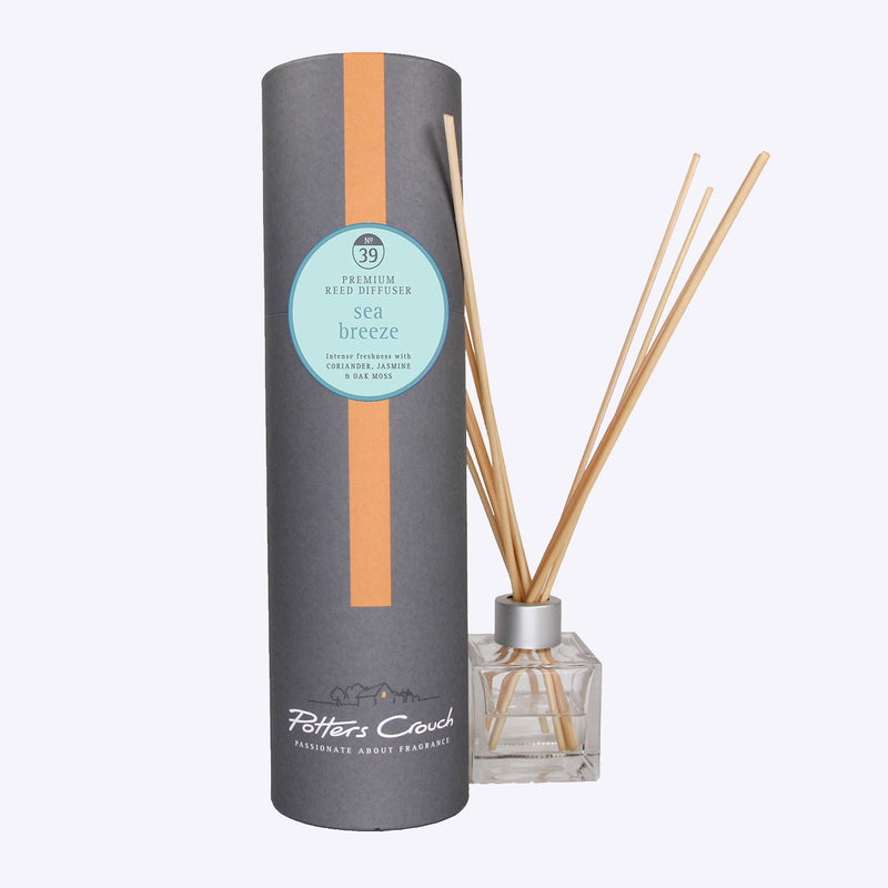 Potter's Crouch - Sea Breeze - Premium Reed Diffuser - Bee's Emporium