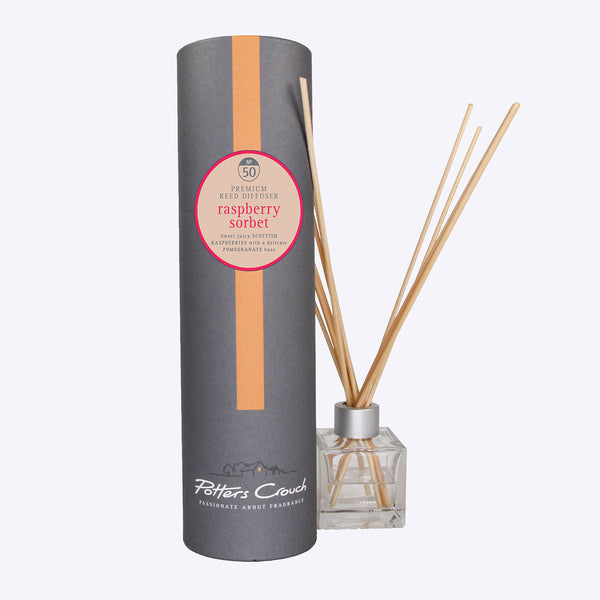 Potters Crouch - Raspberry Sorbet - Premium Reed Diffuser