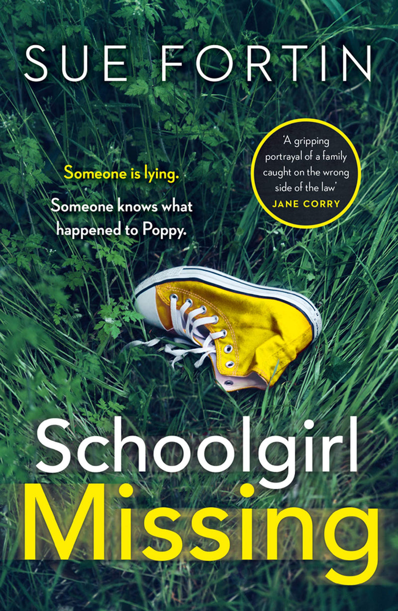Schoolgirl Missing by Sue Fortin (Paperback) - Bee's Emporium
