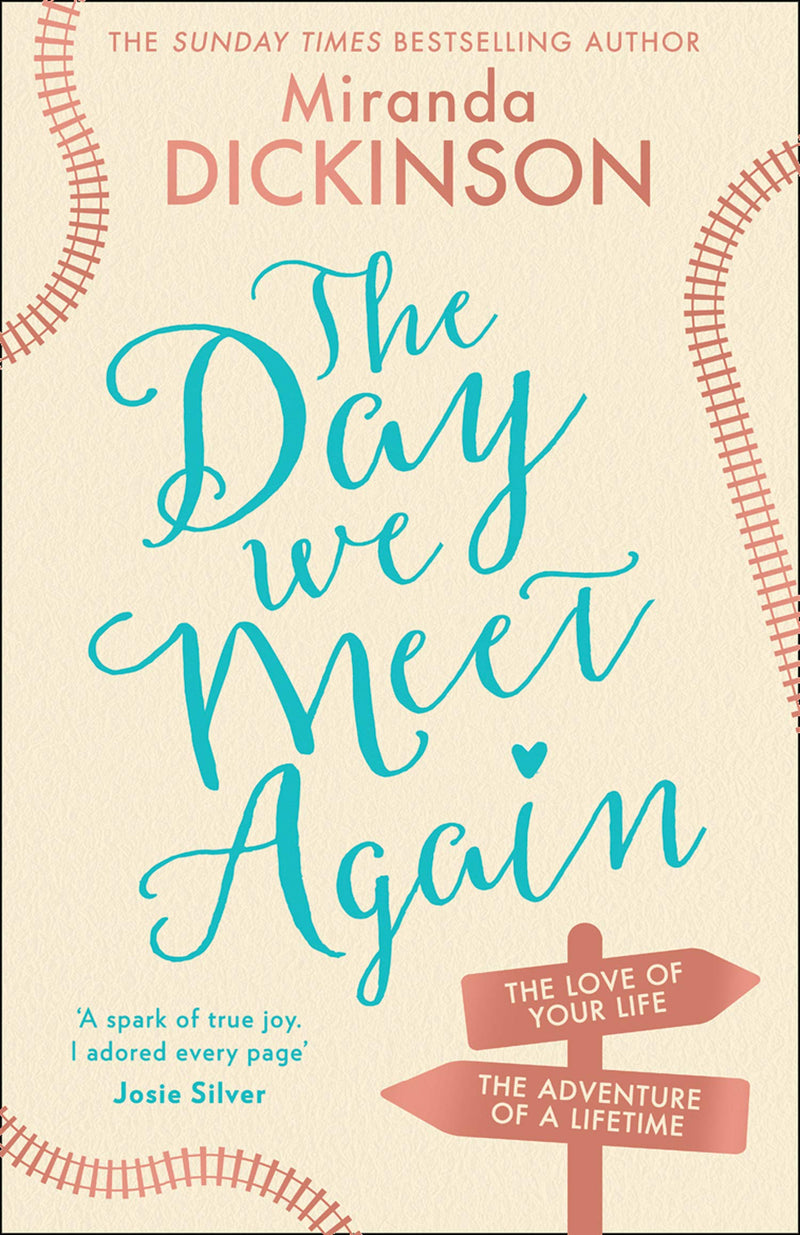 The Day We Meet Again (Paperback) - Bee's Emporium