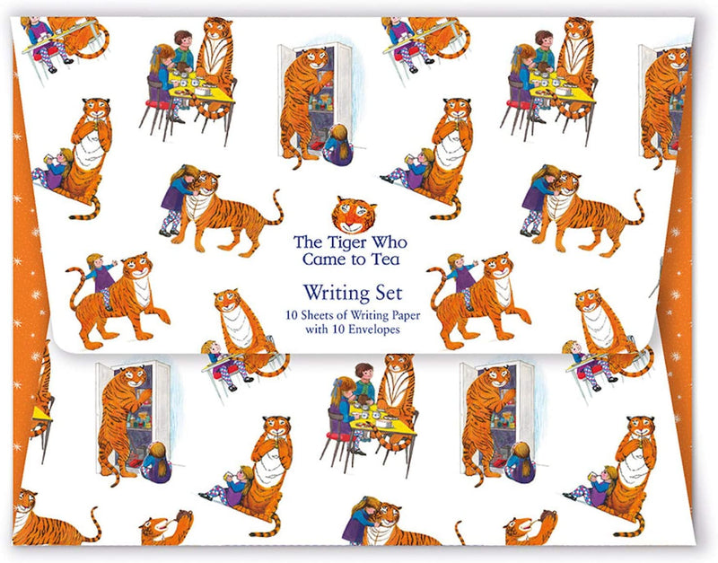 The Tiger Who Came to Tea Writing Set - Bee's Emporium