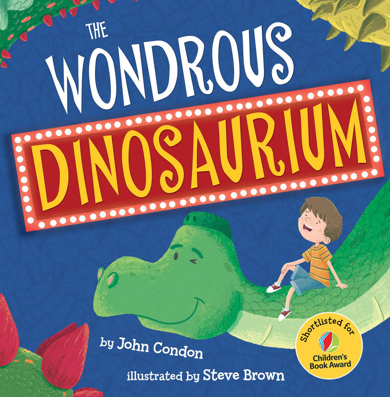 The Wondrous Dinosaurium (Paperback) - Bee's Emporium