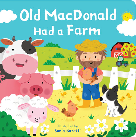 Old MacDonald Had a Farm (Board Book) - Bee's Emporium