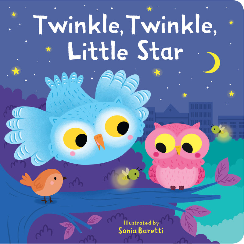 Twinkle, Twinkle, Little Star (Board Book) - Bee's Emporium
