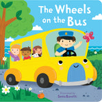 The Wheels on the Bus (Board Book) - Bee's Emporium