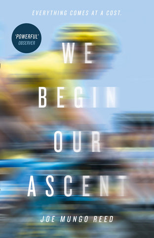 We Begin Our Ascent (Paperback) - Bee's Emporium