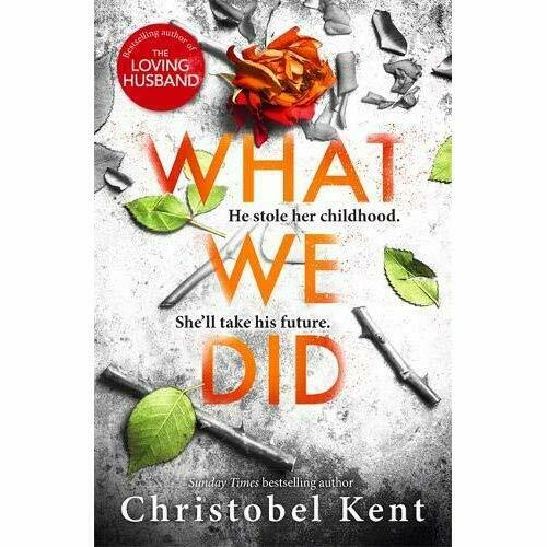 What We Did: A gripping, compelling psychological thriller with a nail-biting twist (Paperback) - Bee's Emporium
