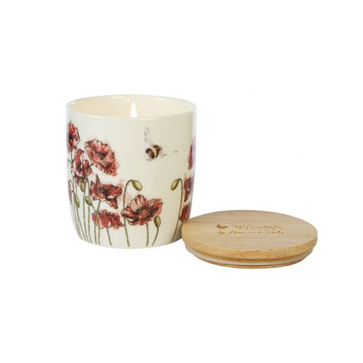 Wax Lyrical - Wrendale Designs 'Meadow' Bee Candle Jar - Bee's Emporium