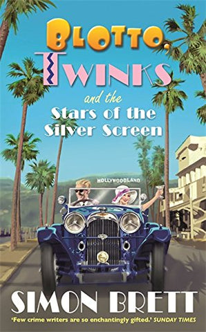 Blotto, Twinks and the Stars of the Silver Screen (Hardcover) - Bee's Emporium