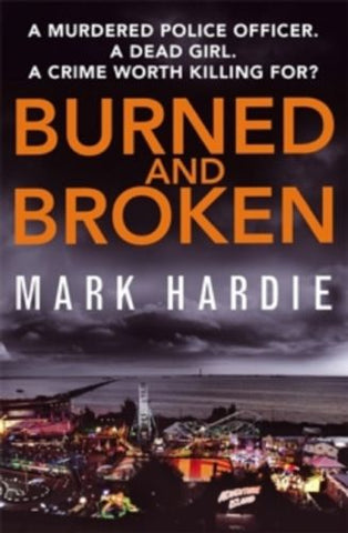 Burned and Broken by Mark Hardie - Bee's Emporium