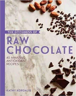 The Goodness of Raw Chocolate (Hardcover)