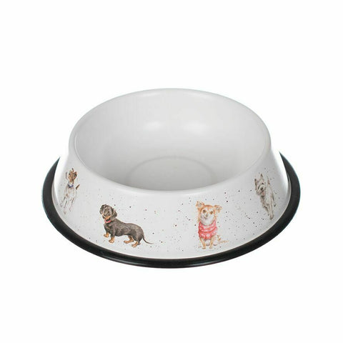 Wrendale Designs Medium Tin Dog Bowl