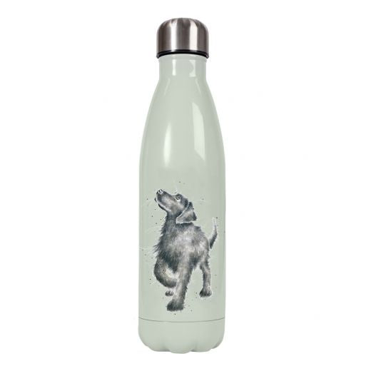 Wrendale Designs - 'Hopeful Dog' Water Bottle