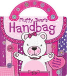 Fluffy Bear's Handbag Book - Bee's Emporium