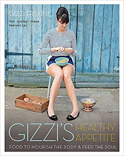 Gizzi's Healthy Appetite: Food to nourish the body and feed the soul (Paperback)