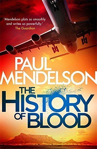 The History of Blood (Col Vaughn de Vries) by Paul Mendelson - Bee's Emporium