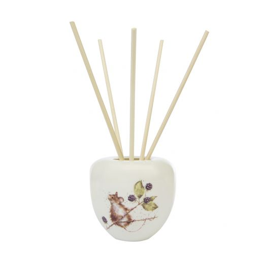 Wax Lyrical - Wrendale Designs 'Hedgerow' Mouse 200ml Reed Diffuser - Bee's Emporium