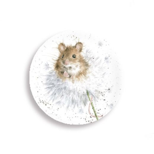 Wrendale Country Set Collection Dandelion and Mouse Magnet - Bee's Emporium