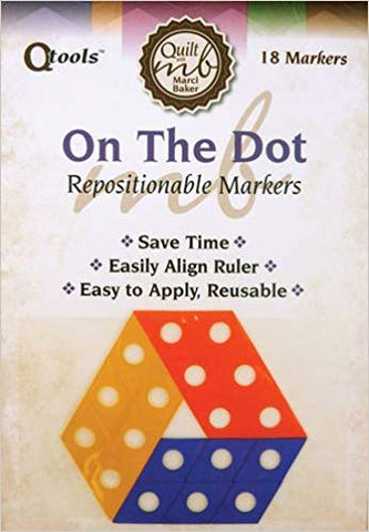 Qtools On The Dot Repositionable Markers - Bee's Emporium