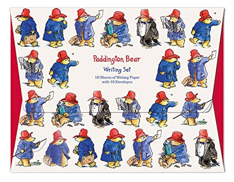 Paddington Bear - Writing Set