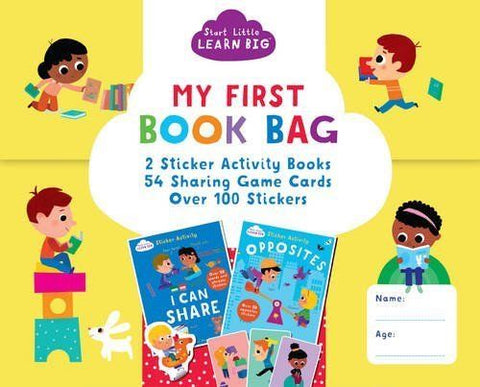 Start Little Learn Big My First Book Bag (Learning Bag)