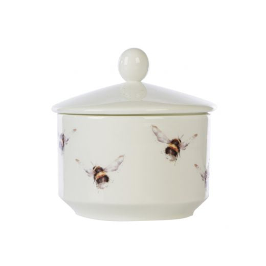 Wax Lyrical - Wrendale Designs 'Hedgerow' Bee Ceramic Trinket Candle - Bee's Emporium