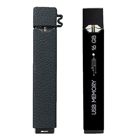 RipSleeve and RipSkins Combo - Silicone Wrap for Juul and Juul Skin Pack