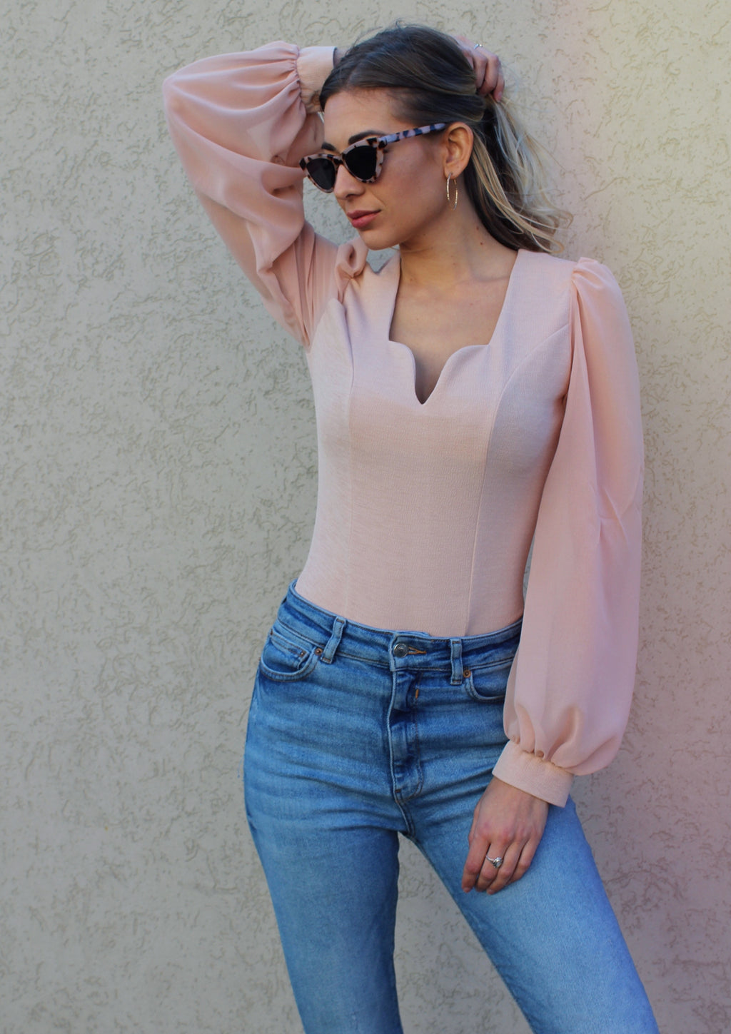 SBL Bodysuit* BLUSH