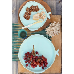 Melamine Lastra Fish Collection